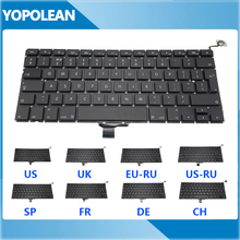 Teclado de repuesto para Macbook Pro de 13 \