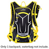 18l impermeável mochila esporte ao ar livre mochila saco de água acampamento caminhadas ciclismo mochila de água 27