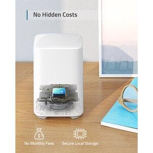 Eufy камера безопасности eufyCam 2C, беспроводная камера для домашней безопасности, требуется домашняя база 2, время автономной работы 180 дней, (тол...