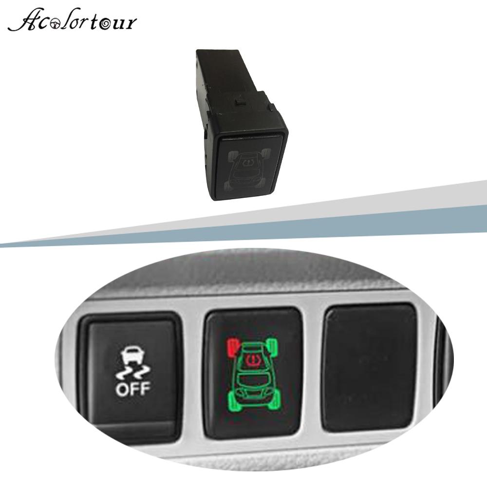 Tire Pressure Monitor OBD TPMS Safe Monitoring Unit Car Refit Button For Nissan X-Trail Xtrail 2014-2017 Qashqai 2016 2017