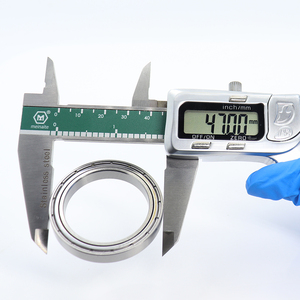 Image 3 - S6807ZZ Bearing 35*47*7 mm ( 5PCS ) ABEC 1 S6807 Z ZZ S 6807 440C Stainless Steel S6807Z Ball Bearings