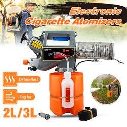 2L/3L Mini Elektronische Sprayer Handheld Thermische Fogger Maschine Zerstäuber Butan Gas Medizin Box Moskito Insektizid Desinfektion