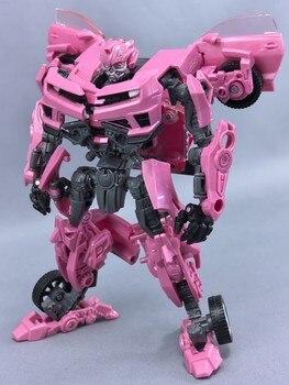 Transformation Japanese version WF venue limitedBee MB-EX laser bird pink 3C   PVC Action Figure Model Kid Dolls Toys Figurals