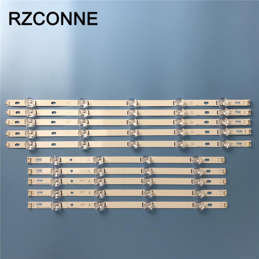 LED Strip For LG INNOTEK DRT 3.0 50'' A/B 6916L-1978A 6916L-1779A 6916L-1982A 6916L-1983A 50LB5610 50LB650V 50LB653V 50LF5800