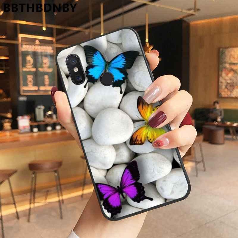 Redmi 6A 注 10 新デザインシェル塗装美しい電話ケースバンパー xiaomi 8 9 se Redmi 6 6pro 6A 4 × 7 注 5 7