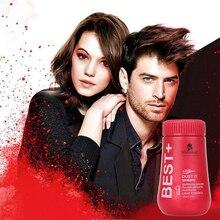 2Pcs 10ml Mattifying Powder Increases Hair Volume Captures Haircut Unisex Modeling Styling Hair Powder Hairspray Hair Wax TSLM1