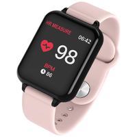 B57 Smart orologi Impermeabile Monitor di Frequenza Cardiaca di Sport per iphone del telefono Smartwatch di Pressione Sanguigna Funzioni Per Le Donne degli uomini del capretto-in Orologi smart da Elettronica di consumo su