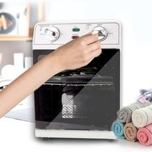 Tabletop 12L Facial Towel Warmer Sterilizer Box Disinfection Heater Cabinet Salon Spa Machine Tools