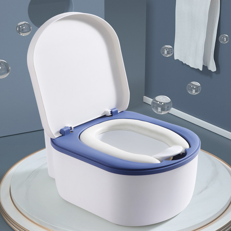 New Baby Simulation Kids Toilet Training Potty Chair For Girls And Boys For Free Potty Brush