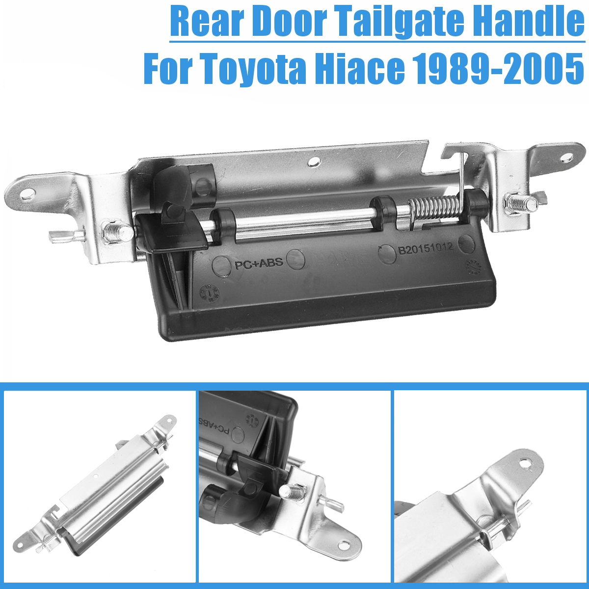 TYJ9150NAC Tail Gate Rear Door Tailgate Handle For Toyota Hiace 1989-2005 Car Exterior Parts