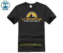 Новый La Sportiva печать, стирающаяся дышащая многоразовая хлопковая маска для губ, индивидуальная футболка