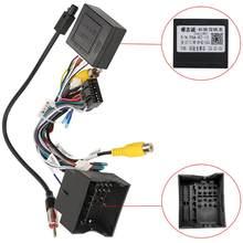 16 контактный кабель Android автомобильный стерео жгут проводов для Бэн. geot 3008/2008/цит. Роен C4 / c-quatre / C4L / C3 XR / C5 / DS6