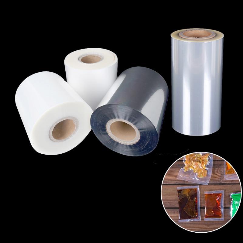 Food Automatic Packaging Machine Roll Film PE PET Composite Aluminum Foil Transparent Frosted Nuts Tea Accessorie Liquid Powder