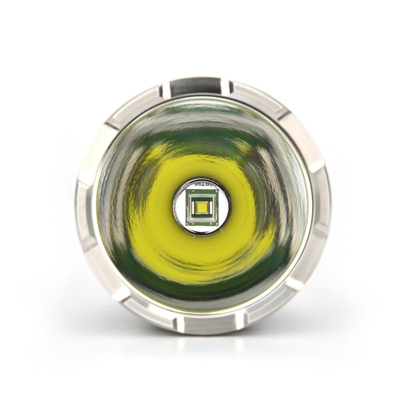 Astrolux ft03s sbt90.2 4500lm anduril ui 1428m longo rei poderoso lanterna led 18650 tocha lanterna lâmpada spotlight - 4