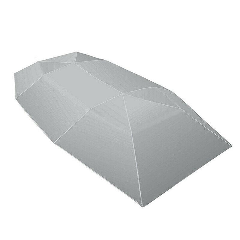 Guarda-chuva de carro 4x2.1m, tampa dobrável para