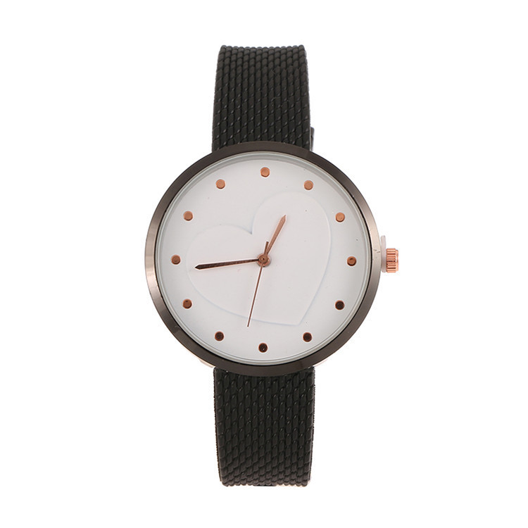 Women's Watch Fashion Star Pattern Two Kinds Of Watches With Personalized Love Pattern Multi Color Dial Quartz Watch