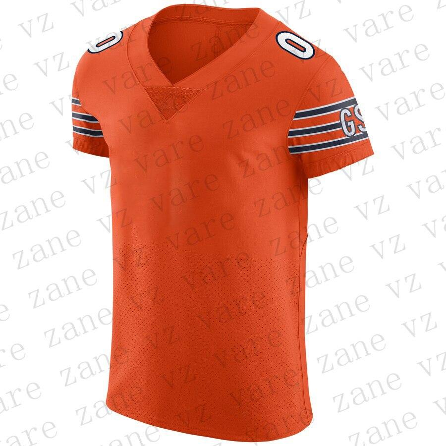 Customize Youth New Fashion American Football Khalil Mack Walter Payton Mitchell Trubisky Eddie Jackson Cheap Chicago Jersey