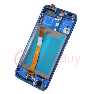 Image 4 - Comebuy Display For Huawei Honor 10 LCD Display+FingerPrint COL L09 COL L29 Touch Screen Honor 10 Display With Frame Replace