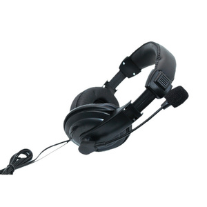 Image 5 - 3.5mm Wired אוזניות עם מיקרופון עסקים אוזניות מיקרופון אוזניות עבור מחשב PC משחקי סטריאו סקייפ NC99