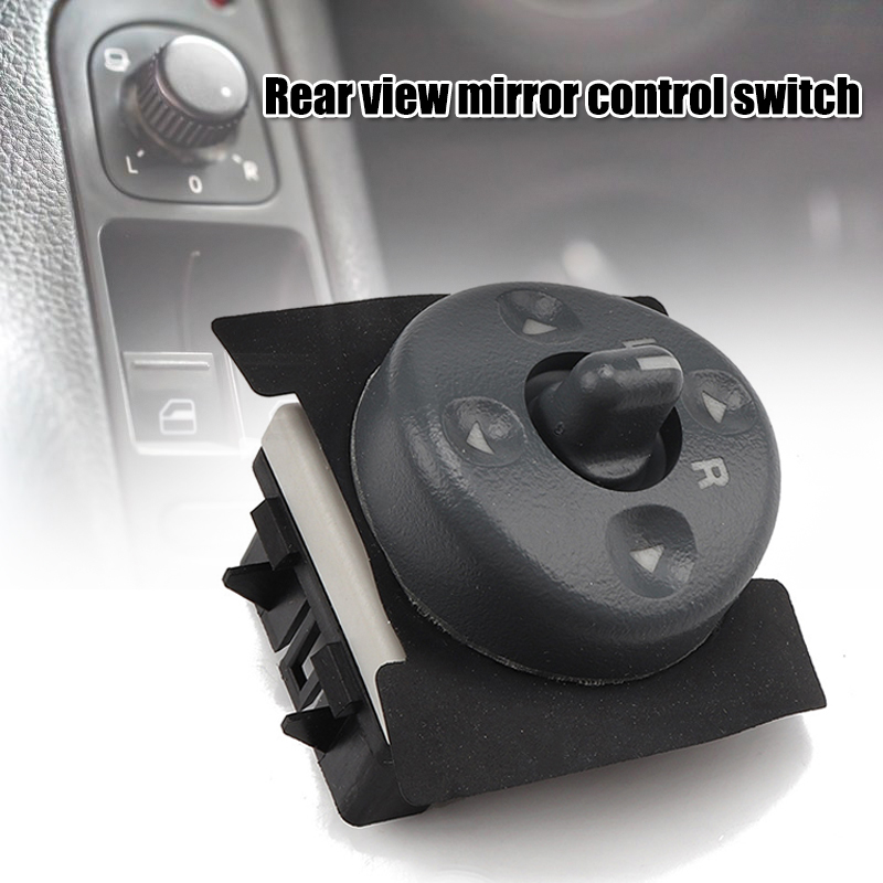 Power Mirror Switch Button For Car Truck ABS Material Great Car Parts Accessories OE88