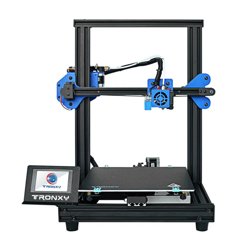 Image 3 - 2019 Newset  XY 2 Pro 3D Printer Kit Fast Assembly 255*255*260mm Support Auto Leveling Resume Print Filament Run Out Detection3D Printers   -