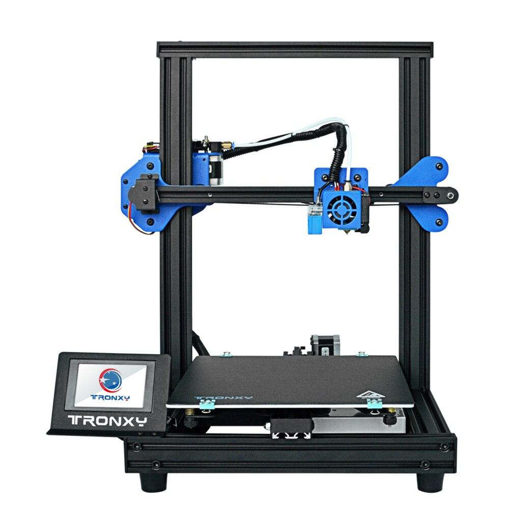 Image 3 - 2019 新しいセット XY 2 プロ 3D プリンタキット高速アセンブリ 255*255*260 ミリメートルサポート自動レベリング再開印刷フィラメント実行アウト検出3D プリンタ   -