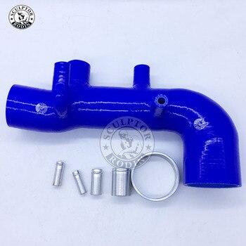 Gratis Pengiriman Silikon Turbo Inlet Intake Induksi Pipa Selang untuk Subaru Impreza GC8 EJ20 STI WRX MK5-6