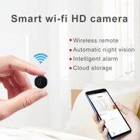 Мини WiFi камера 720P аккумулятор HD с питанием ip-камера CCTV удаленное видеонаблюдение Поддержка камеры безопасности Облачное хранилище TF карта