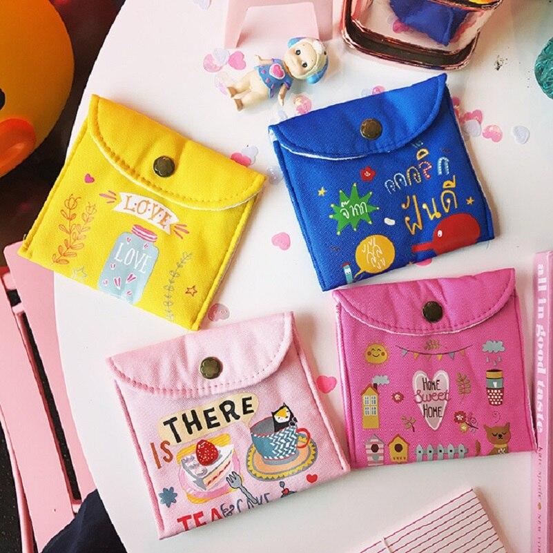 Tampon Bag Cute Sanitary Napkin