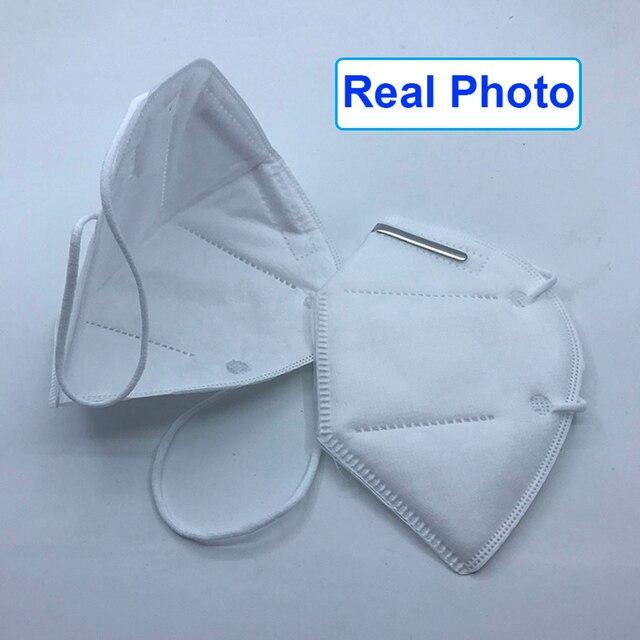 Face Mouth Anti Dust Mask Maschere Meltblown nonwovens mask Mascara Mascarilla Maska Adult Masks 4