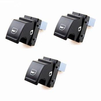 FHAWKEYEQ-Botón de interruptor para ventana de pasajero, CC para VW Tiguan Jetta...