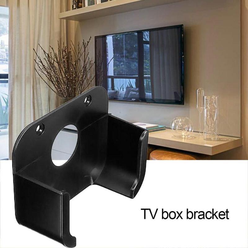 Wall Mount Case Bracket Holder Stand For Apple TV 4 4th Gen Media Player