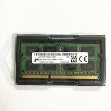 Micron DDR3 8 8 1600 gb laptop memória RAM GB 2RX8 PC3L-12800S-11 DDR3 8GB RAM 1600MHz