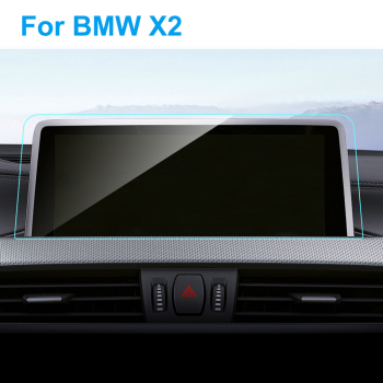 8.8 Inch Car GPS Navigation Screen Protector for BMW F24 F39 X2 2016-19 HD Clear LCD Screen Tempered Glass Film Car Accessories image