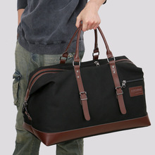 Canvas Travel Bags Large Capacity Carry On Luggage Bags Men Duffel Bag Travel Tote Weekend Bag vintage retro military canvas leather men travel bags luggage bags men bags leather canvas bag tote sacoche homme marque