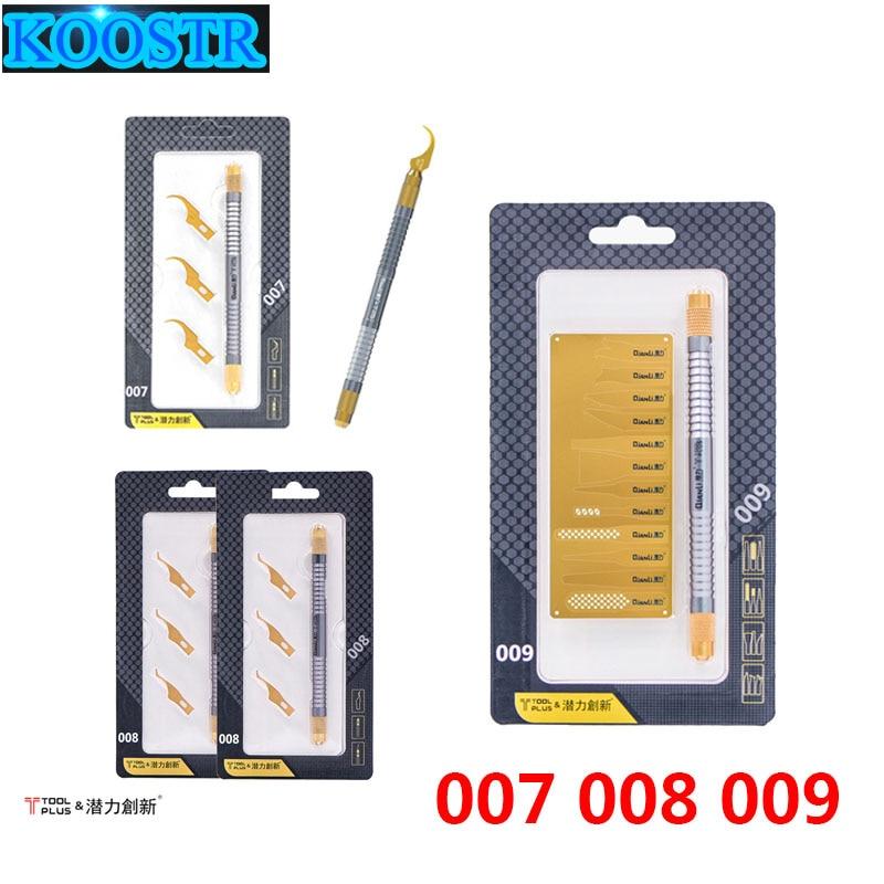 Qianli 007 008 009 Multifunctioal CPU IC Glue Remover Knife …