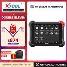 Xtool PS90 Automotive OBD2 Auto Diagnostic Tool Met Key Programmeur/Kilometerteller Correctio/Eps Ondersteuning Multi Auto Modellen Met wifi/Bt
