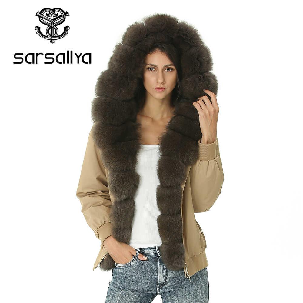 Kobiety kurtka płaszcz zimowy płaszcz z prawdziwego futra kapturem damskie kurtki Parka kobiet bombowiec kurtka jesień odzież basic gruby ciepły płaszcz