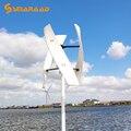 Свободной энергии 300w 600 Вт с вертикальной осью постоянный магнитный Электрогенератор на силе ветра турбины генератор 12v 24v 48v ветряная мельн...