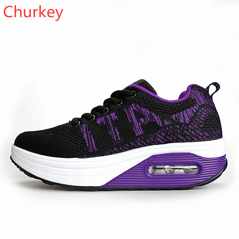 Ladies Casual Shoes Women Sports Lightweight Breathable Hiking Outdoor Running  Sneakers