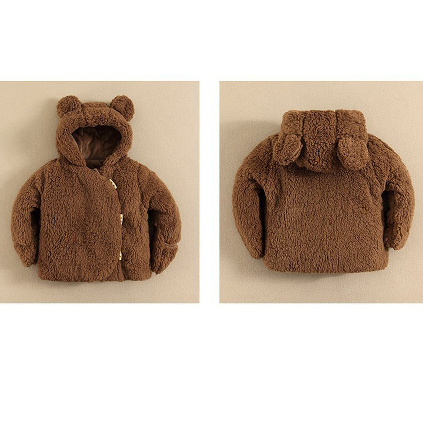 Infant bear costume