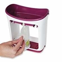 fabricante de alimentos portatil crianca infantino squeeze