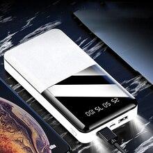 Power Bank 20000mAh Portable PowerBank External Battery Char