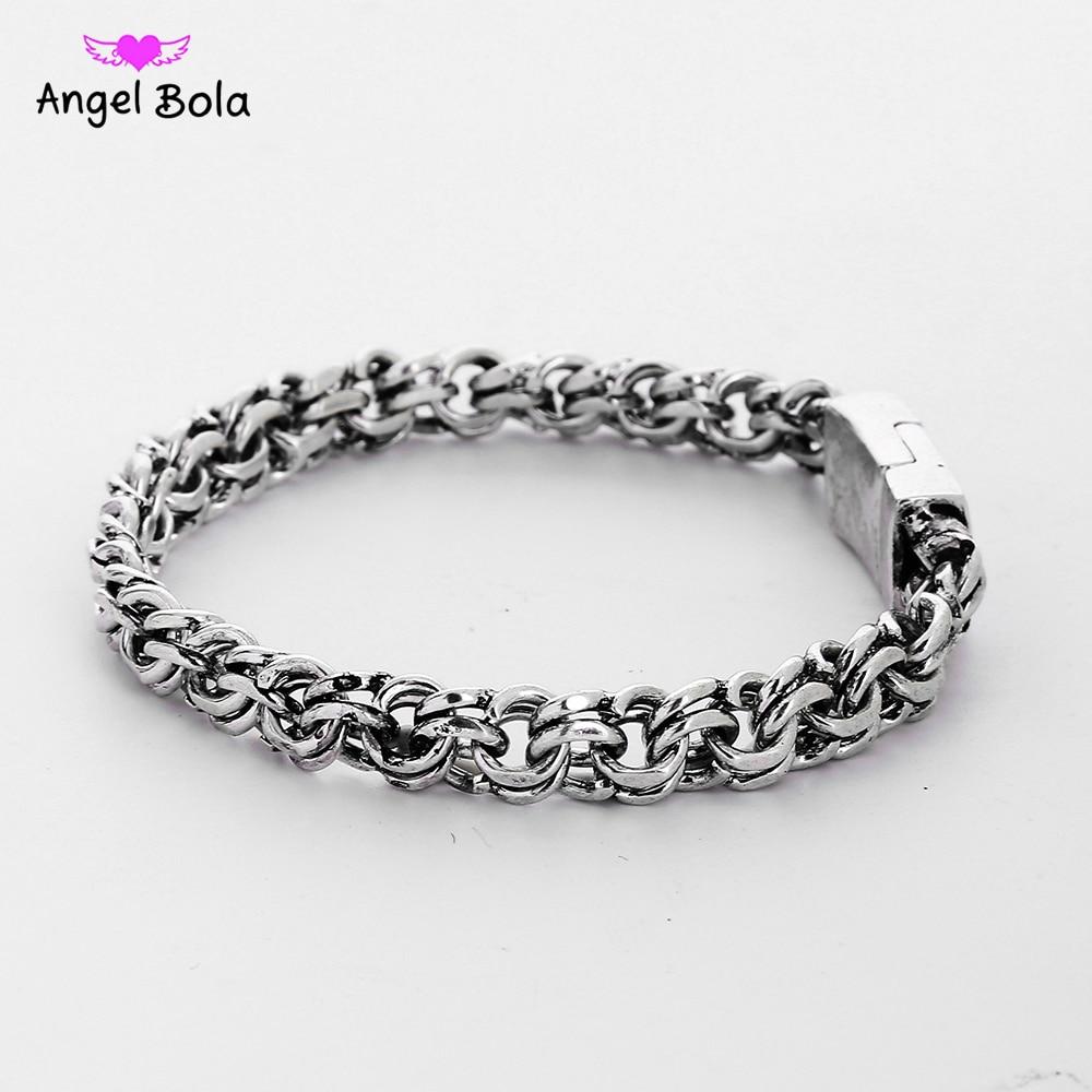 Купить человек biba браслеты шармы для мужчин в едином положении во