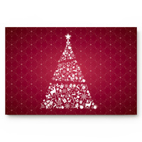 Red Merry Christams Bath Rugs Christmas Doormat Non Slip Door Mat Carpet Bathroom Accessories Customizable