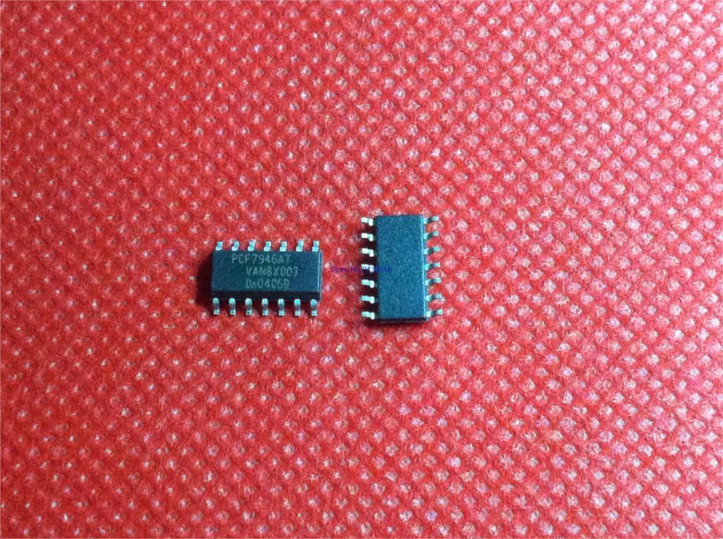 10pcs/lot PCF7946 SOP14 PCF7946AT SOP-14 In Stock