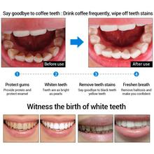 Teeth Whitening Essence Liquid Oral Hygiene Cleaning Remove Plaque Stain Brighten Tooth Whitening Oral Hygiene TSLM1