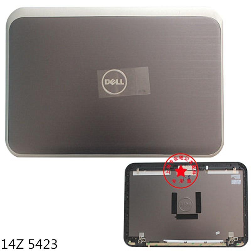 LCD Back Cover Screen Cap Screen Lid For Dell Inspiron 14Z 5423 Bezel Frame Housing Case