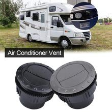 RV Universal Air Conditioning Outlet Round Passenger Car Vent Accessories