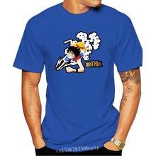 Anime ONE PIECE SHONEN JUMP LUFFY RUNNING T-Shirt NEW 100% Authentic